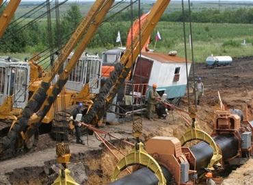 Сооружение и эксплуатация газонефтепроводов и газонефтехранилищ
